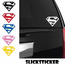 Superman Car Sticker Bedroom Comic Superhero Decals Laptop Wall Decal Custom Automobile Vinyl Art Stickers T180746 Wall Stickers Aliexpress