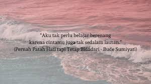 quotes dari buku terbaru bude sumiyati