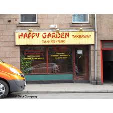 happy garden chinese takeaway