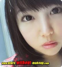 ulzzang without makeup