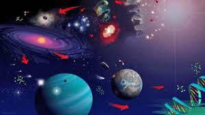 Resultado de imagen de Las leyes que determinan la estructura del Universo