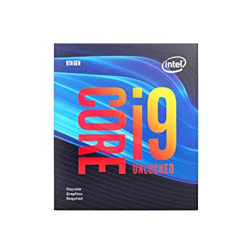 Image result for Intel Core i9-9900KF Desktop Processor 8 Cores up to 5.0 GHz Turbo Unlocked Without Processor Graphics LGA1151 300 Series 95W