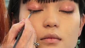 natural looking eye makeup asian