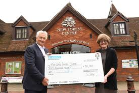 New Forest educational programme to progress thanks to £30,000 donation -  Barker-Mill Foundation