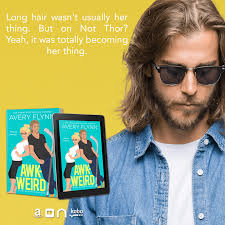 Review: Awk-weird by Avery Flynn ⋆ Book Angel Booktopia
