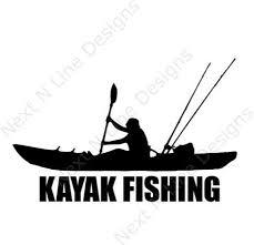 Kayak Fishing Kayak Fishing Decal Kayakfishing Fishing Decals Kayak Fishing Setup Kayak Fishing