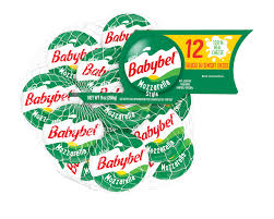 mini babybel mozzarella style reduced