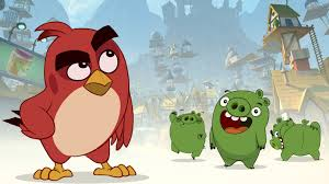 First-Ever Longform 'Angry Birds' Series in the Works (EXCLUSIVE ...