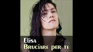 Elisa - Bruciare per te (Cover by Thomas) - YouTube