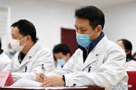 Medical experts in Chongqing cooperate with frontline medical ...