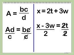 literal equations calculator with