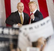 Ricketts attacks Trump impeachment inquiry as effort to 'subvert the will  of the American people' | Federal Government | journalstar.com