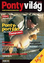 Pontyvilág magazin (with English version) - FishTechnics