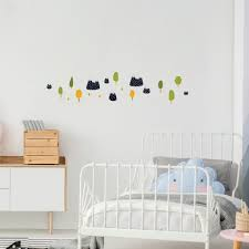 Gender Neutral Mountain And Forest Wall Decals For Happy Homes Made Of Sundays