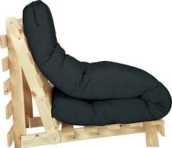 argos home single futon sofa bed with