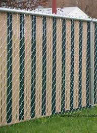 Ez Privacy Slats For Chain Link Fence Ebay