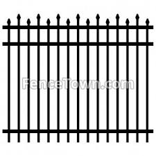 Aluminum Fence Aluminum Fencing Panels Fencetown