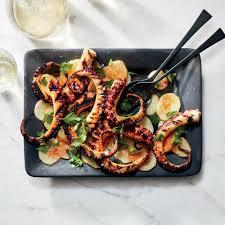 Octopus recipe red wine