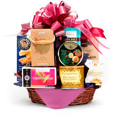 special occasions small gift basket