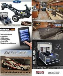 cl a toy haulers by thor motor coach