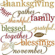 library of thanksgiving family gathering clip art library png