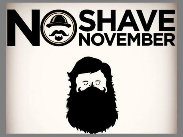 "Image result for no shaving november"""