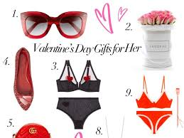 10 valentine s day gifts for her
