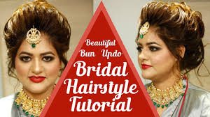bridal hairstyle tutorial for long hair