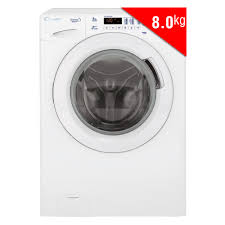 Máy Giặt Cửa Trước Inverter Candy GSV 138DH3-S (8.0Kg)