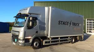 12 tonne box setruck