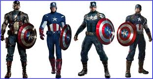 diy captain america costume