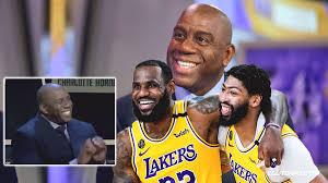 Lakers news: Magic Johnson reacts to LA taking 2-0 Finals lead vs. Heat