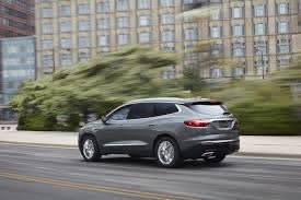 buick enclave s numbers first