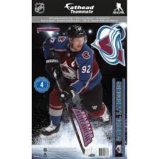 Fathead Nhl Teammate Colorado Avalanche Gabriel Landeskog Wall Decal Pure Hockey Equipment