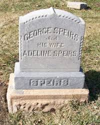 Adeline Harris Speirs (1845-1896) - Find A Grave Memorial