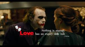 quotes about life by firdous joker heath ledger whysoserious