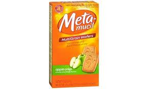 essential metamucil fiber