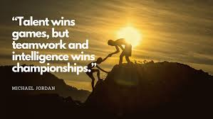 motivational quotes to increase s and encourage teamwork in