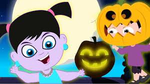 Bài hát halloween bằng tiếng Anh   bài hát halloween vui vẻ