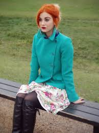 Abigail Harris Tweed Jacket | Harris tweed jacket, Harris tweed ...