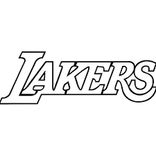Nba Lakers 53 Decal Sticker