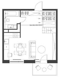 house plans under 50 square meters