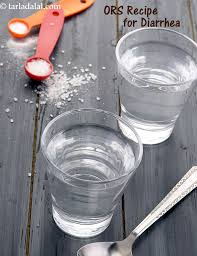 rehydration solution recipe