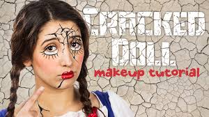 smashes face during makeup tutorial