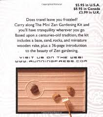 com the mini zen gardening kit