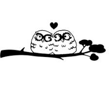 Love Birds Stickers Uk