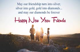 happy new year wishes for friends quotes images for best friend