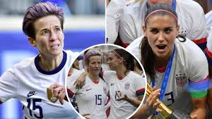 Megan Rapinoe And Alex Morgan Confirm US Women's Team Will Appeal Against  Equal Pay Defeat - SPORTbible