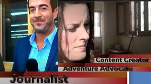 The Life of the Accidental Adventurer - YouTube