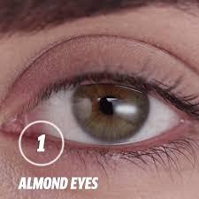 best makeup for each eye shape vix glam